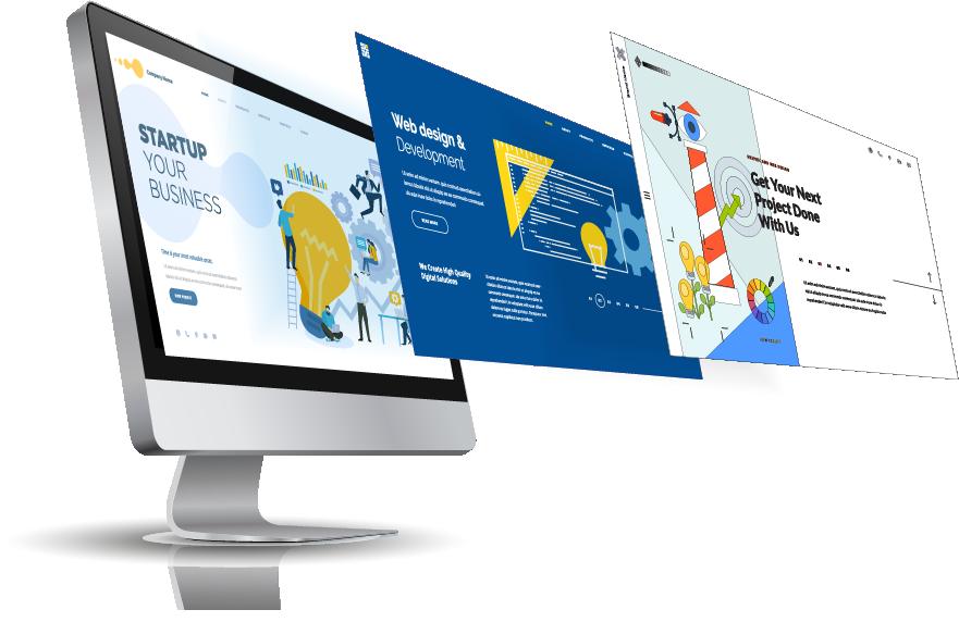 web design daniel zanini esc